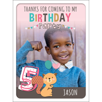 B-Day Friends 5 Poster 450x600mm