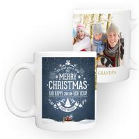 Christmas Mug - D3