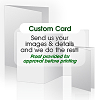 Make My Card! Custom Design