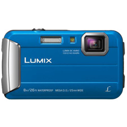 Panasonic-Lumix DMC-TS30 Tough Digital Camera-Digital Cameras