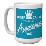 15 oz Ceramic Mug (Dad B)