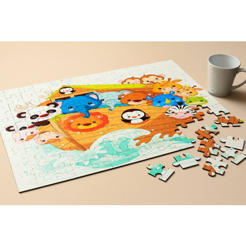 126 Piece Puzzle
