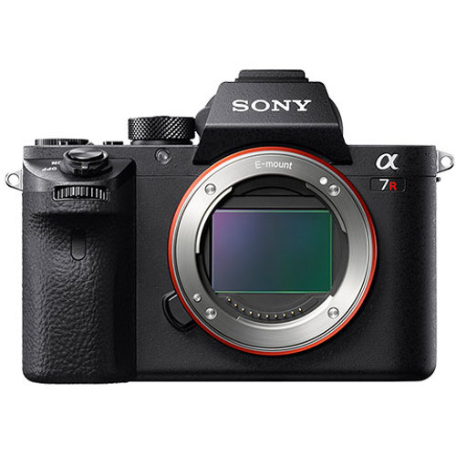 Sony-A7R II with Back-Illuminated Full-Frame Image Sensor ILCE-7RM2 - Body Only-Digital Cameras