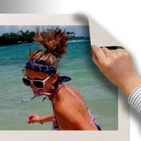 11 x 14 Horizontal  Unmounted Canvas Print