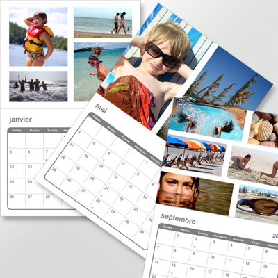 A4 - 2020 Wall Calendar - Freestyle