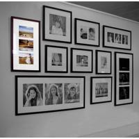 "Set of Three 5x7"" (127x1491mm) Photo Wall Frame - Vertical"