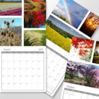Multipage calendars - archival inkjet