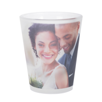 1.5 oz Frosted Shot Glass