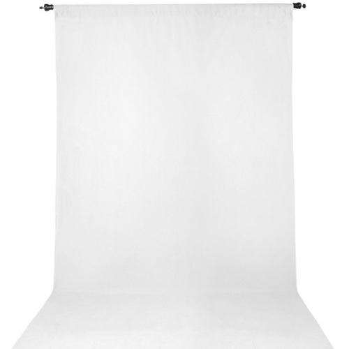 ProMaster-Wrinkle Resistant Backdrop 10'x12' - White #2834-Backgrounds