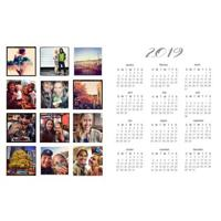 Poster Calendars (single sheet)