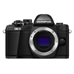 Olympus-E-M10 Mark II OM-D System Camera - Body Only-Digital Cameras
