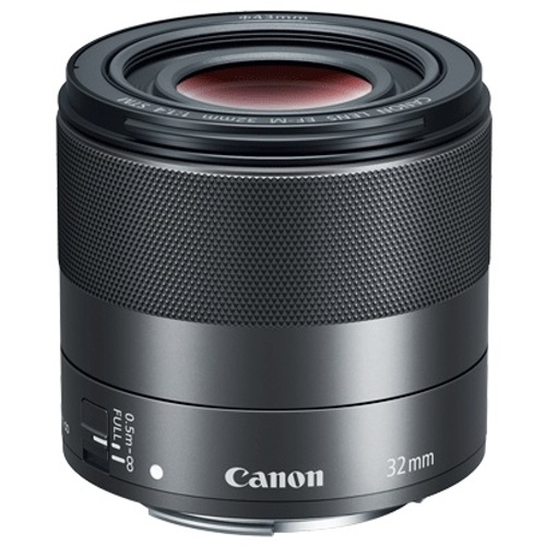 Canon-EF-M 32mm F1.4 STM-Lenses - SLR & Compact System