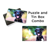 Puzzle and Tin Box (252 Pieces)