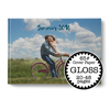 11 x 8.5 Hard Cover Photobook / 65# Cover Paper (20-48 Pages)