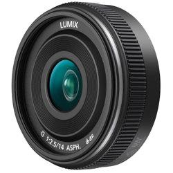Panasonic-Lumix G 14mm F2.5 II ASPH Micro Four Thirds H-H014AK-Lenses - SLR & Compact System