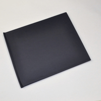 8.5x11 Standard Photobook - Black Linen Cover
