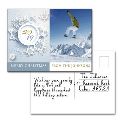 Post Card - H D2