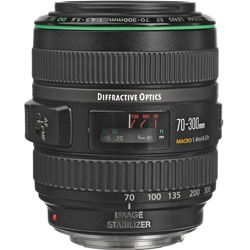 Canon-EF 70-300mm F4.5-5.6 DO IS USM-Lenses - SLR & Compact System