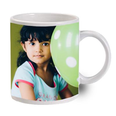 Ceramic Photo Mug