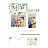 Rejoice<br>5x7 Double Sided<br>Envelope