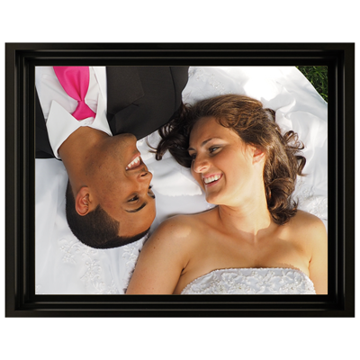 Framed Photo Canvas - 11x14 - H