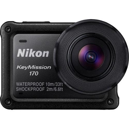 Nikon-KeyMission 170-Caméras Vidéo