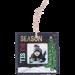 Slate Square Ornament, T'is the Season