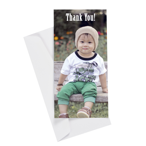 4x8 Photo Card - Set of 1