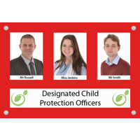 Safeguarding Officer Board