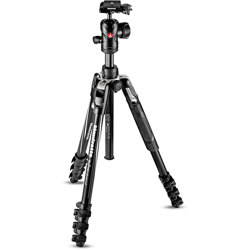 Manfrotto-Befree Advanced Aluminum Travel Tripod Lever with Ball Head-Tripods & Monopods