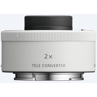 Sony-2x Teleconverter Lens-Lens Converters & Adapters
