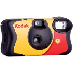 Kodak-FunSaver Single Use Camera - 27 Exposures-Film Cameras