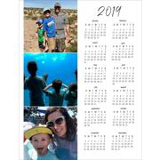 Magnetic Calendar - (19-04-V)