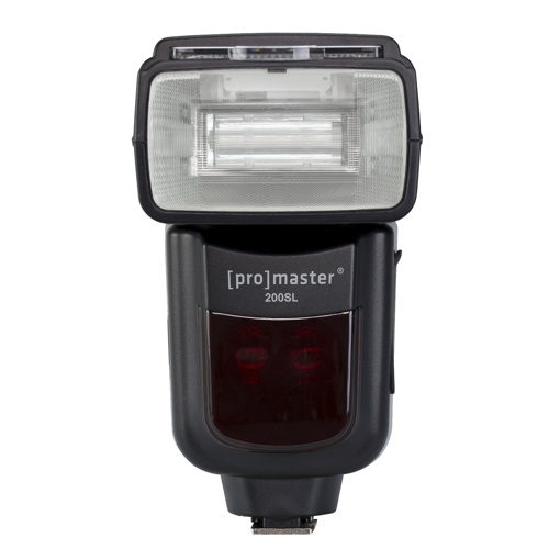 ProMaster-200SL Speedlight for Canon #4646-Flashes and Speedlights