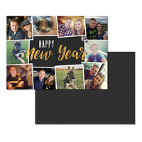 Scrapbook Memories: 10pk New Year Cards