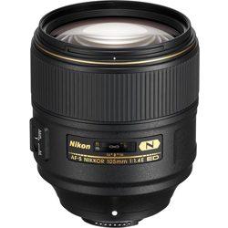 Nikon-AF-S NIKKOR 105mm f1.4E ED-Lenses - SLR & Compact System