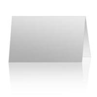 4x6 Horizontal Folded Card Freestyle
