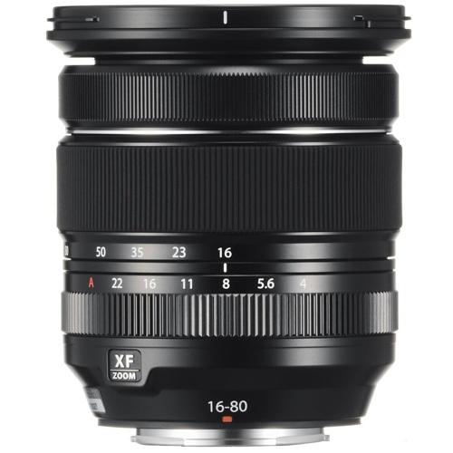Fujifilm-Fujinon XF 16-80mm F4 R OIS WR-Lenses - SLR & Compact System