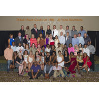THS Class of 1986 30 Yr. Group