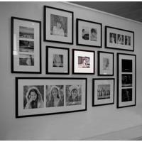 "Single 6x8"" (151x203mm) Photo Wall Frame - Horizontal"