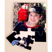 12 piece Personalized Puzzle Vertical