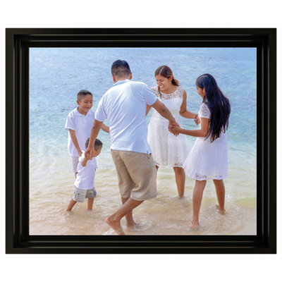 Framed Photo Canvas - 20x24 - H