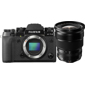 Fujifilm-X-T2 Compact System Camera with XF 10-24mm F4 R IOS Lens-Digital Cameras