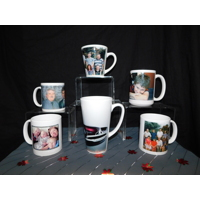 Photo Mugs 1 Day Service (order must be in by 3pm Mon- Fri for pickup next day after 1pm) Different types of Mugs in store for ordering.