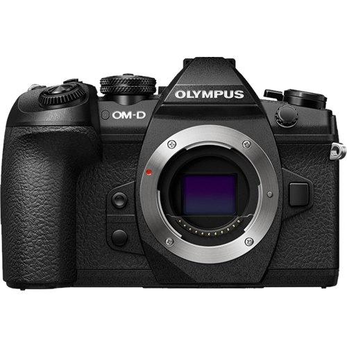 Olympus-OM-D E-M1 Mark II System Camera - Body Only-Digital Cameras