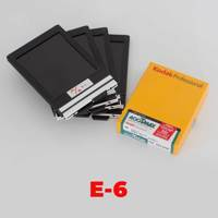 Film Developing - 4x5 E-6