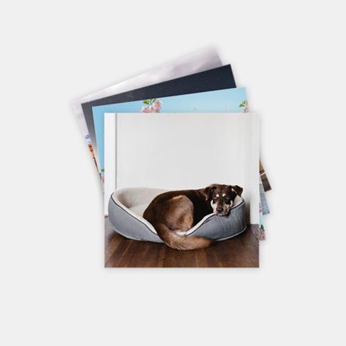 Cardstock Creative Print Set 4x4