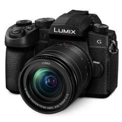 Panasonic-Lumix G95 Mirrorless Camera with 12-60mm F3.5-5.6 MFT Lens-Digital Cameras