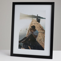 Framed Prints with 50mm White Space