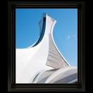 Toile 20x24 po sur cadre de style galerie (Vertical)